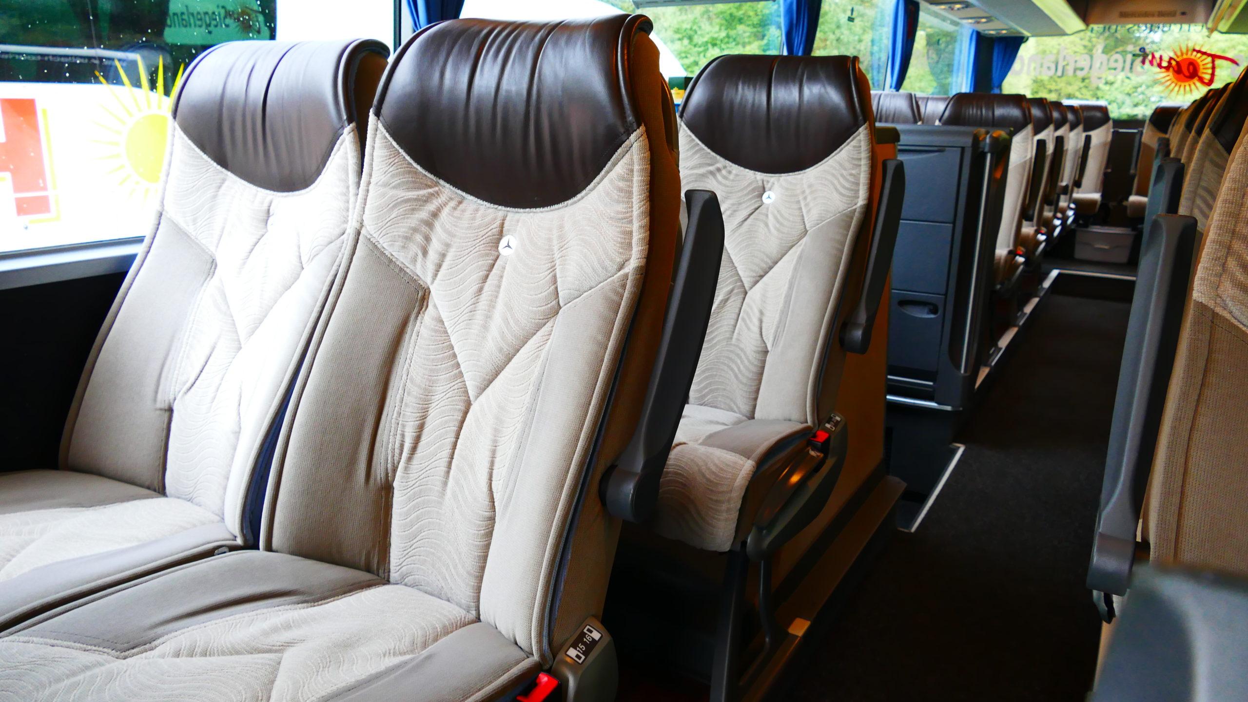 Bussitze Mercedes